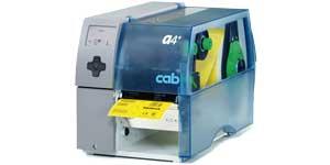термопринтер для печати этикеток cab a4+