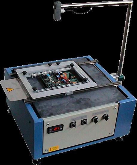 система полуавтоматической селективной пайки atf 105