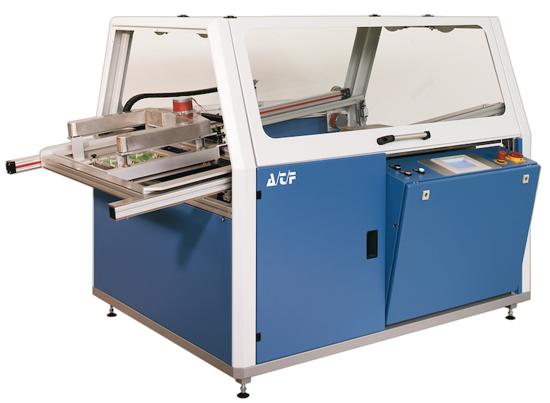 система автоматической селективной пайки atf sls 400