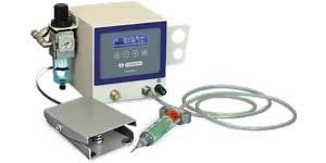 ручной прецизионный программируемый дозатор паяльной пасты/клея апдп 2.0