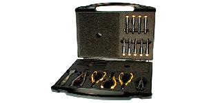 Комплект из 18-ти антистатических инструментов Bernstein 2280 ESD