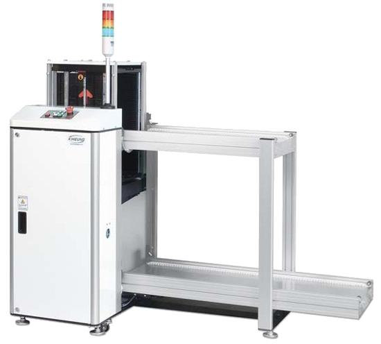 загрузчик печатных плат kiheung серии kl-900