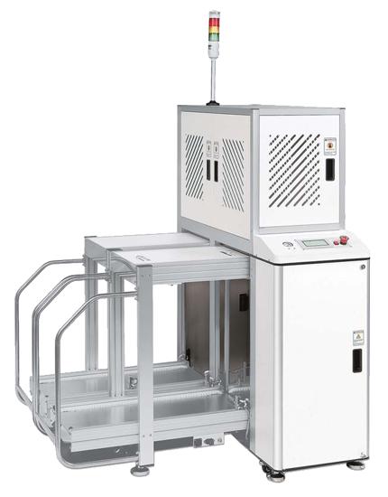 загрузчик печатных плат kiheung серии kl-900-agv