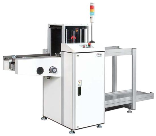 разгрузчик печатных плат kiheung серии kup-900