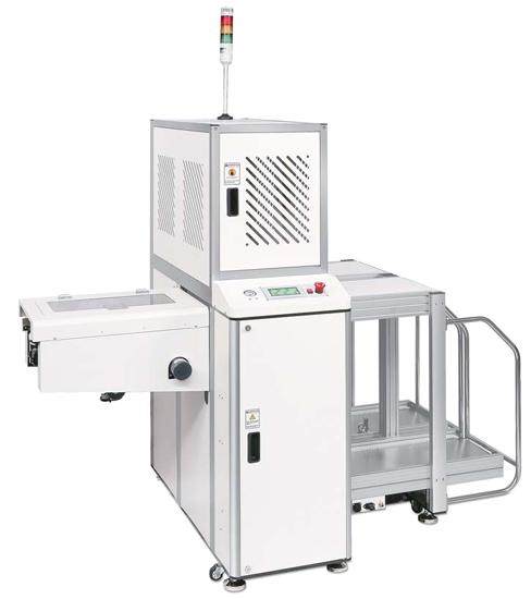 разгрузчик печатных плат kiheung серии kup-900-agv