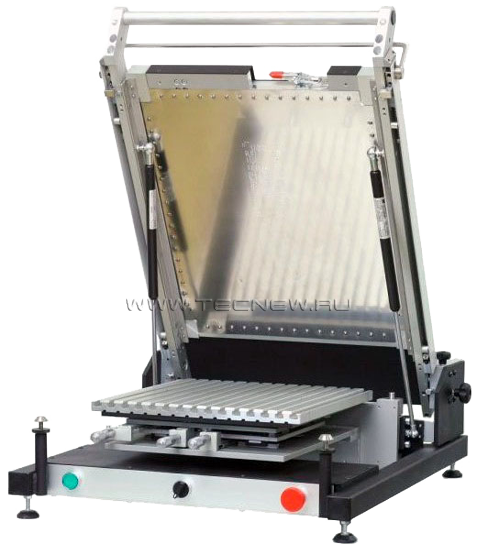 ручной трафаретный принтер mechatronic systems s10