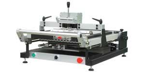 ручной трафаретный принтер mechatronic systems s20