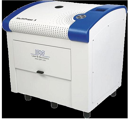 пресс для производства многослойных печатных плат lpkf multipress s