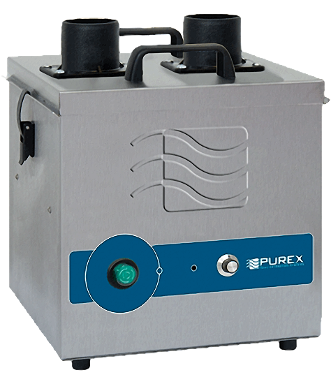 дымоулавливающая система fumecube (2 arm) purex