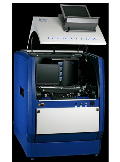 Встраиваемая в технологическую линию автоматическая оптическая инспекция Goepel TurboLine