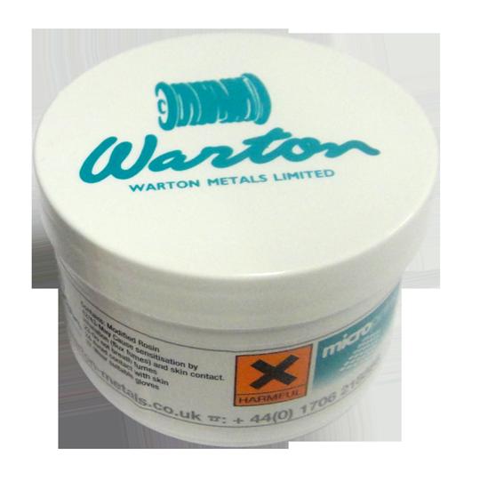 свинцовая паяльная паста warton microprint p2006