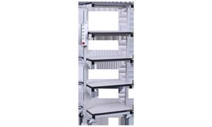 Подкатная стойка для оборудования «WS»