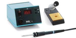 цифровая паяльная станция weller wsd 81